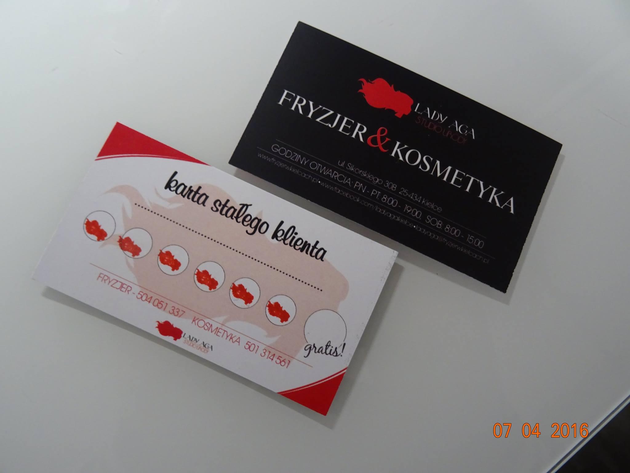 Salon Fryzjersko Kosmetyczny Lady Aga Fryzjer W Kielcach